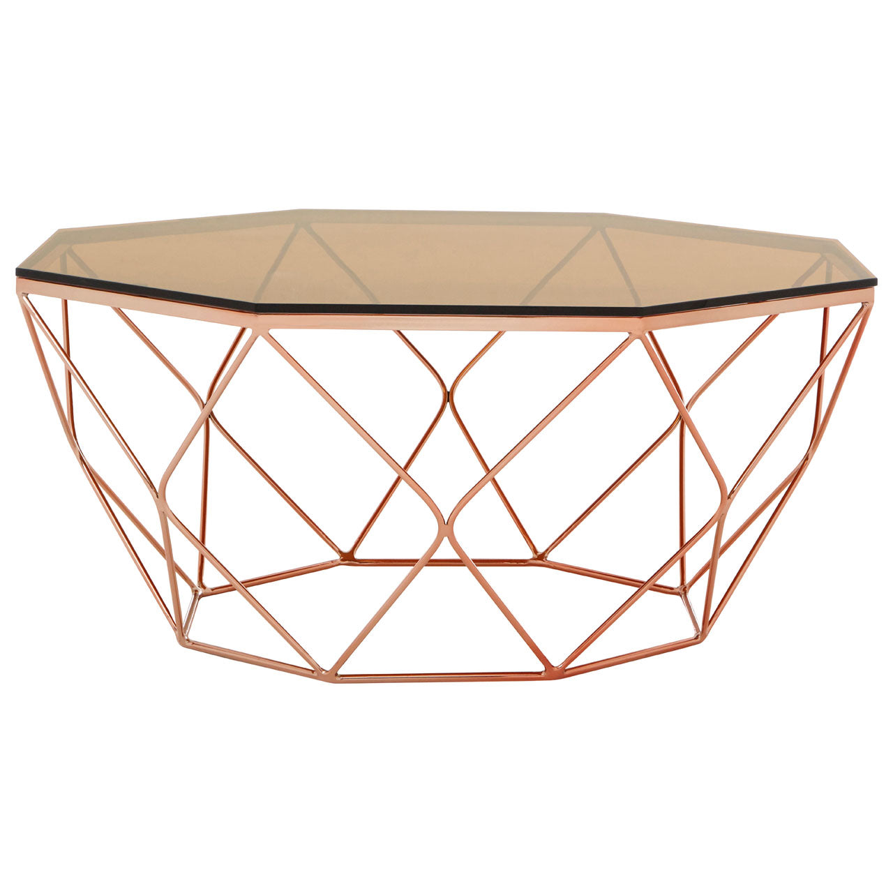 Allure Coffee Table Bronze - Ezzo