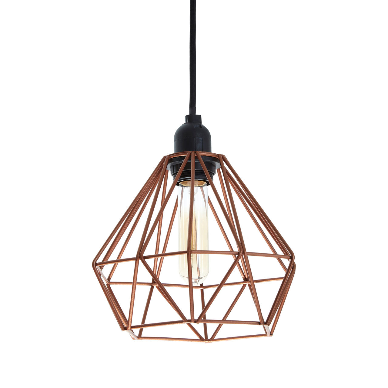 Bartol Pendant Light Copper - Ezzo