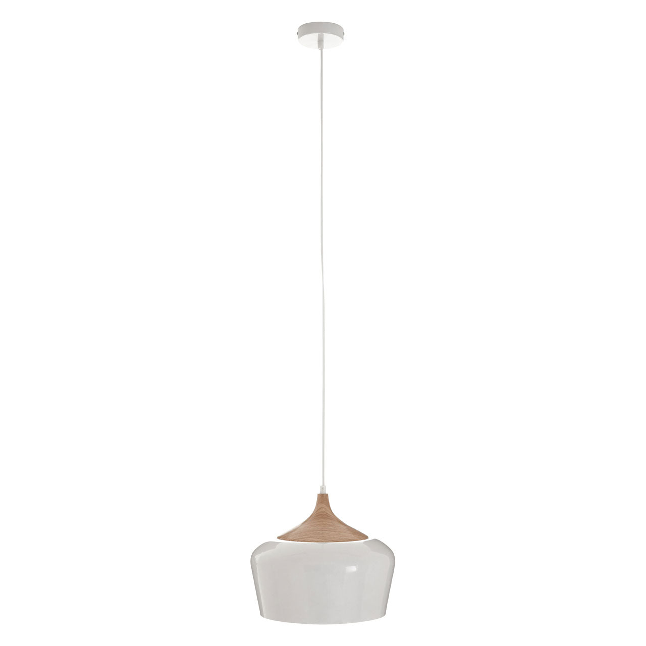 Blayne Pendant Light White - Ezzo