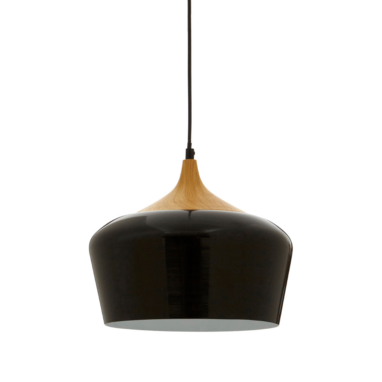 Blayne Pendant Light Black - Ezzo