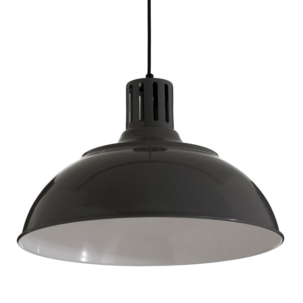 Brook Pendant Light Grey - Ezzo
