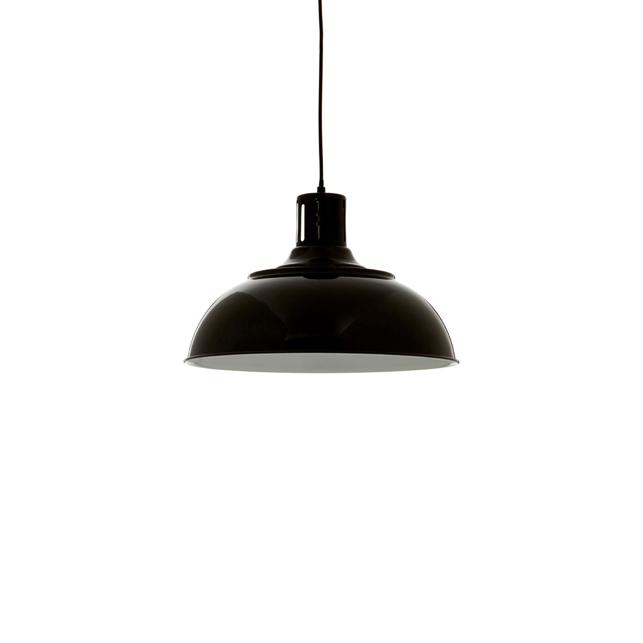 Brook Pendant Light Black - Ezzo