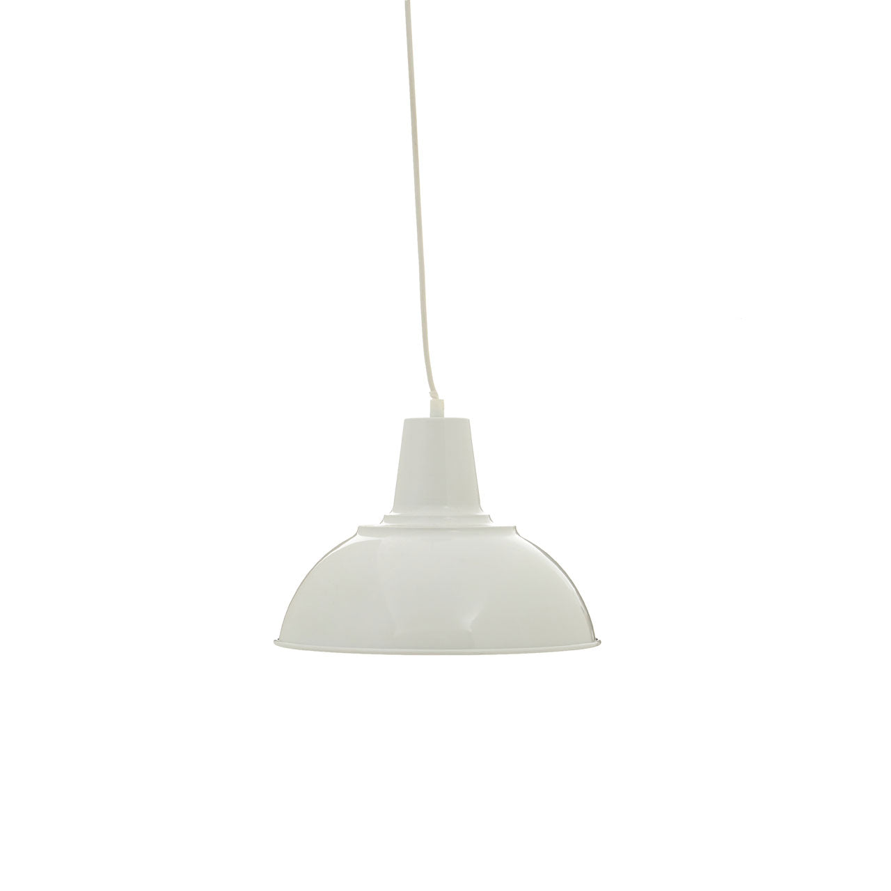 Bryen Pendant Light White - Ezzo