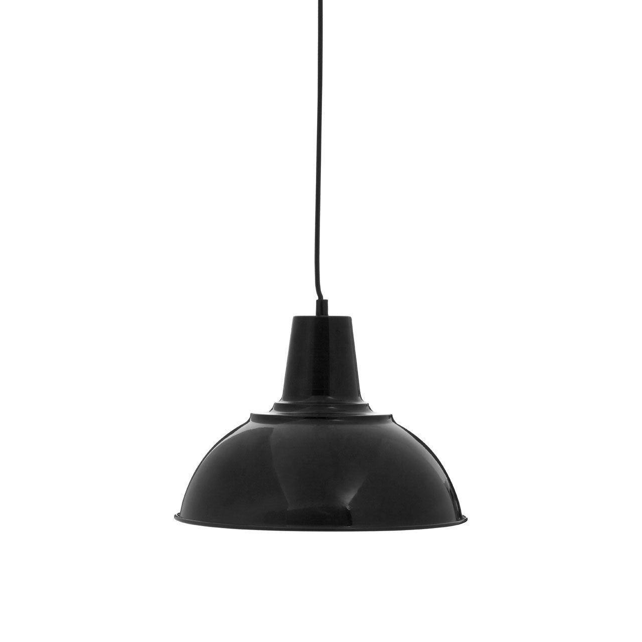 Bryen Pendant Light Black - Ezzo
