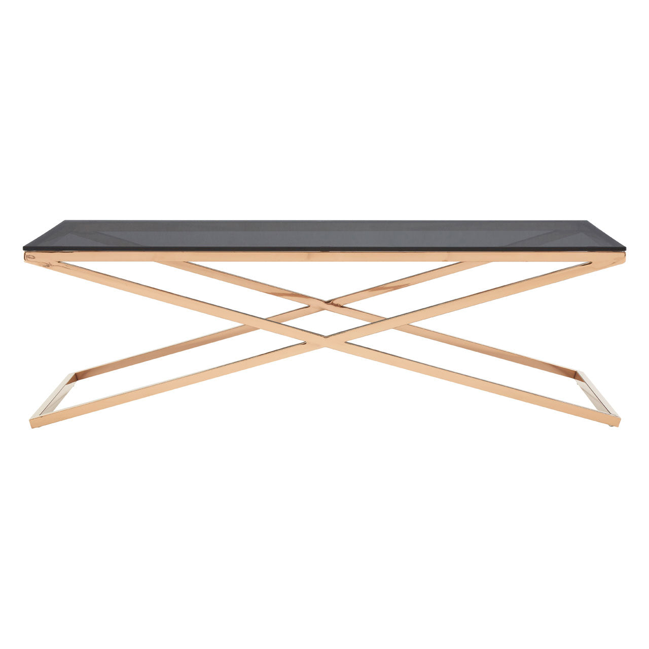 Criss Cross Coffee Table - Ezzo