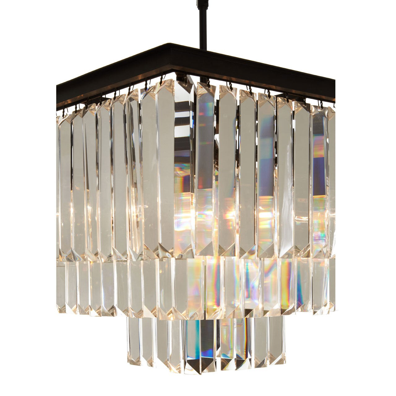 Kensington Townhouse Tiered Pendant