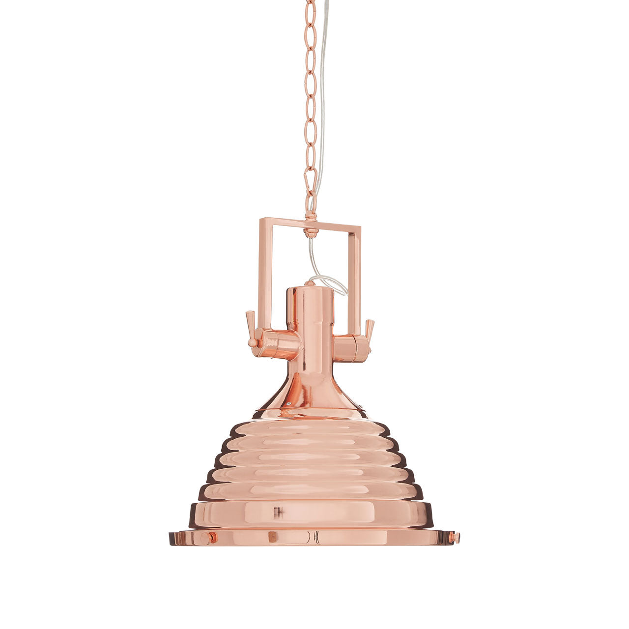 Lexington Copper Pendant Light Large