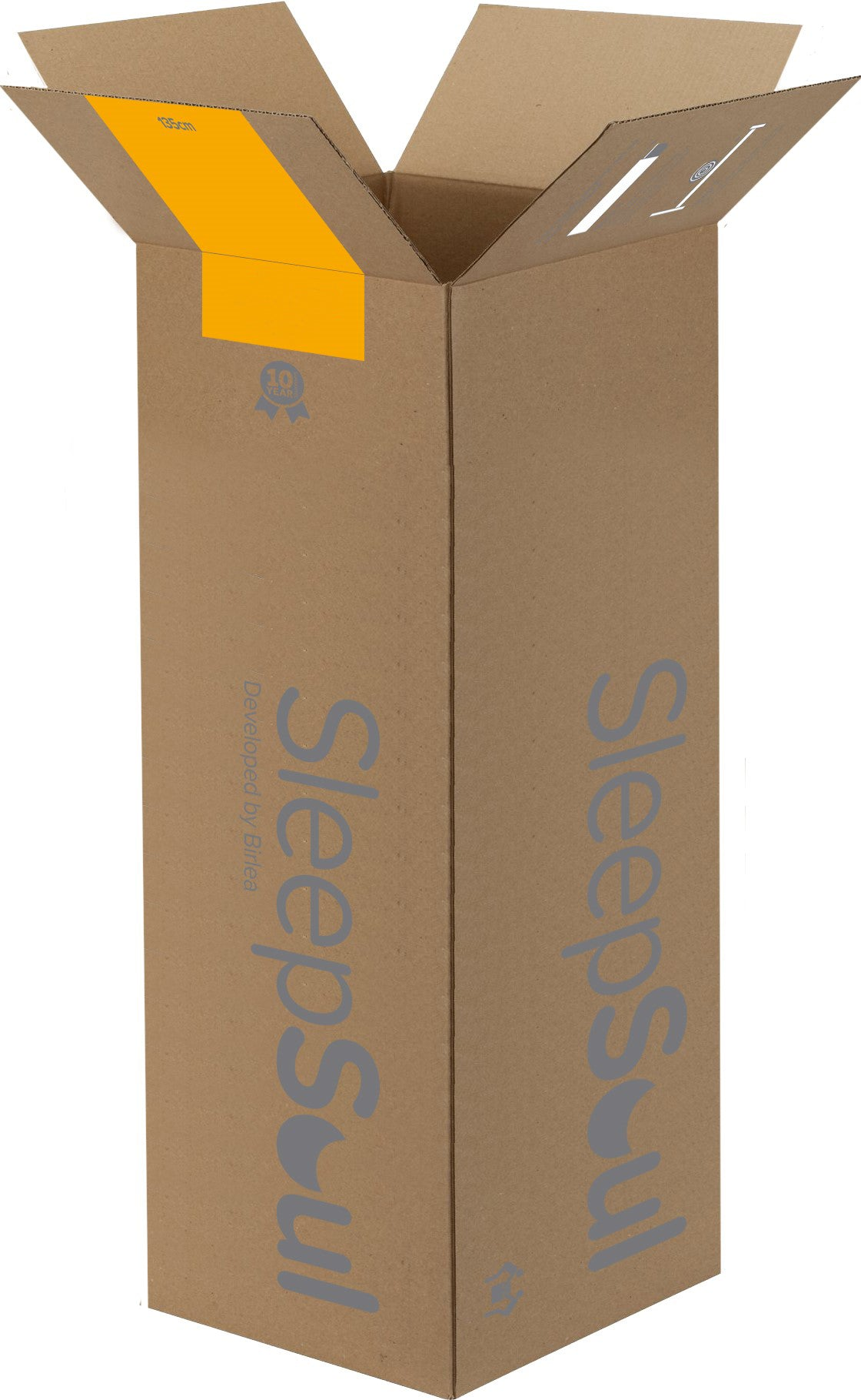 SleepSoul Balance Pocket Sprung Single Mattress