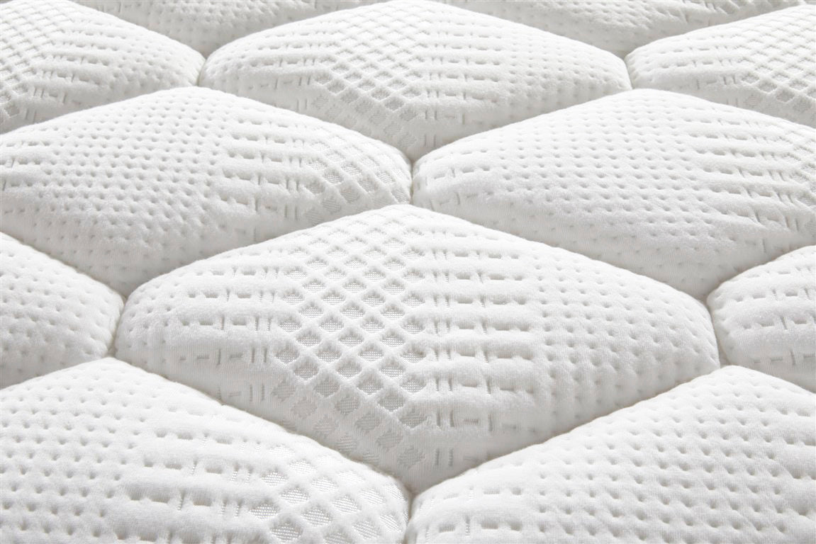 SleepSoul Bliss Double Mattress with Memory Foam Top