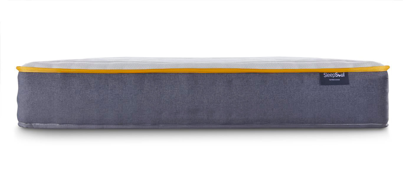 SleepSoul Comfort Pocket Sprung Single Mattress