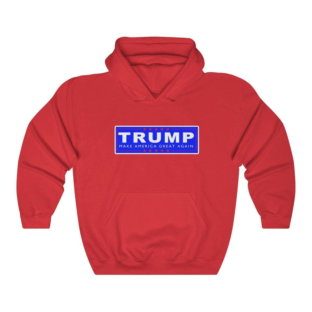 Donald Trump Classic Make America Great Again Hoodie - Miss Deplorable