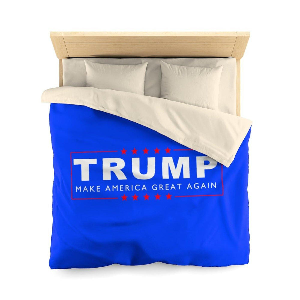 Trump Make America Great Again Duvet Cover