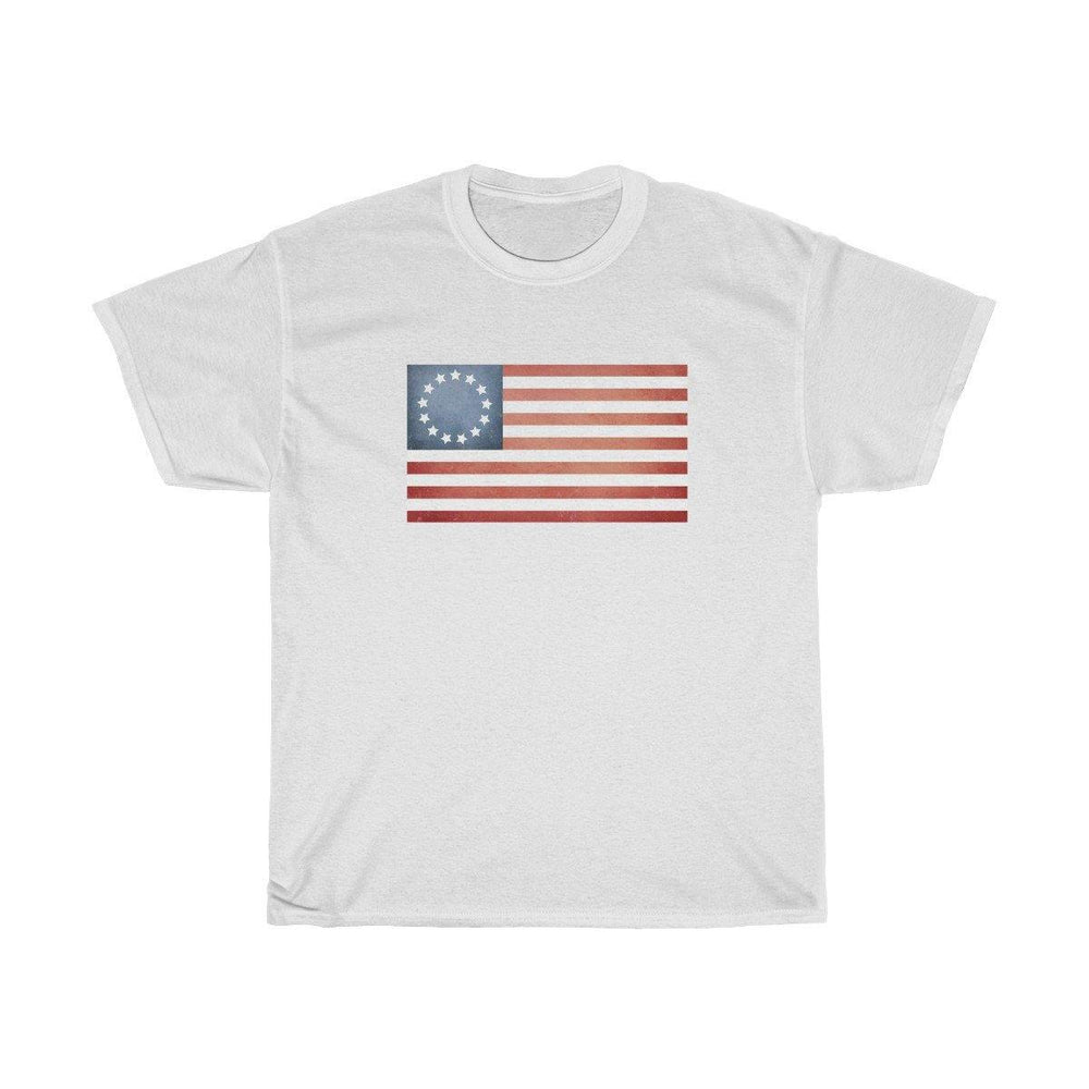 Betsy Ross Flag T Shirt - Miss Deplorable