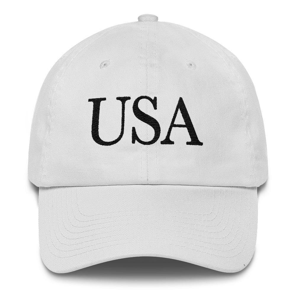 Melania Trump White USA Hat