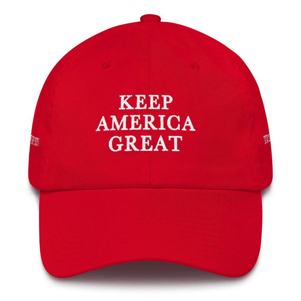 Keep America Great Hat | Donald Trump 2020 KAG Baseball Cap