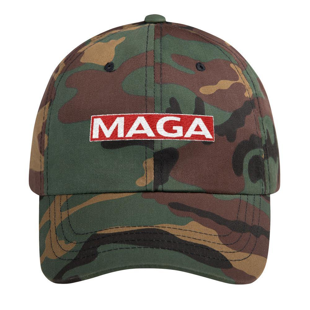 Make America Great Again Camo Hat