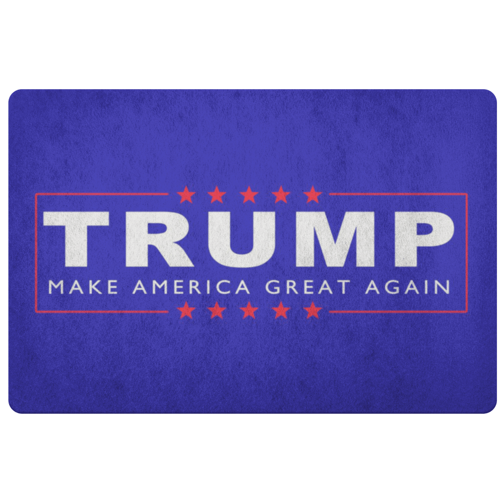 Donald Trump Make America Great Again Doormat - Miss Deplorable