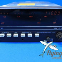 King KNS-80 NAV VOR LOC DME GS Receiver P/N 066-4008-00 GUARANTEED 8130 (19791)