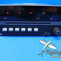 King KNS-80 NAV VOR LOC DME GS Receiver P/N 066-4008-00 GUARANTEED 8130 (19801)