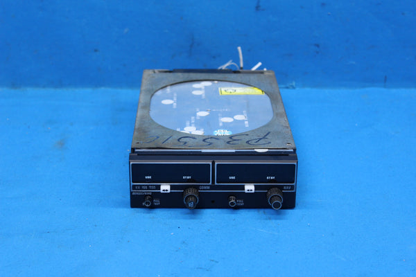 Bendix/King KX-155 Nav/Comm with Tray and Glideslope P/N: 069-1024-42 (25435)
