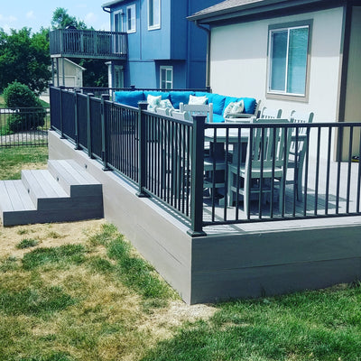How to Estimate Deck Railing