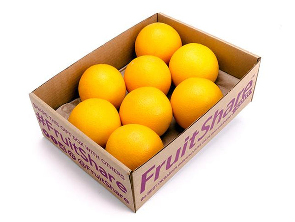 Cara Cara Navel Oranges 12 ct - In Season Fruit Gift - Organic