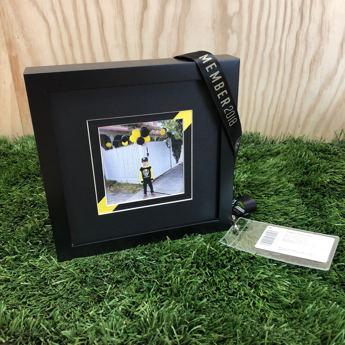Small Australian Football Fan Frame ALL TEAMS