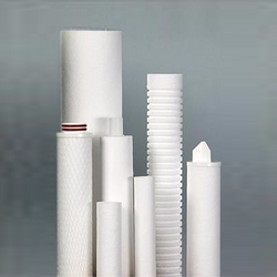 Thermally Bonded Sno-Spun Filter Cartridges