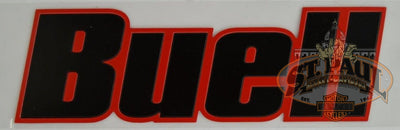 M0725 1At Genuine Buell Fuel Tank Air Box Cover Decal Sold As Pair U10A Emblem