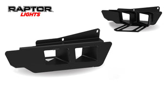 2017-2019 Ford Raptor Dual Light Bezel Kit - NO LIGHTS