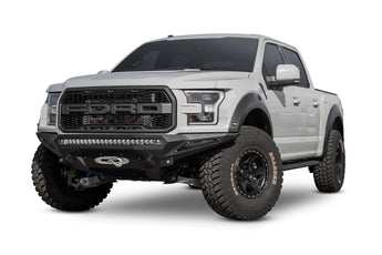 ADD Stealth Fighter Front Bumper with Winch Mount - 2017-2019 Raptor