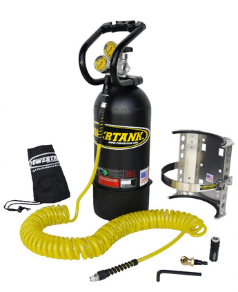 CO2 Tank 10 LB Package A System 250 PSI Power Tank
