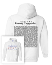 Alberta Trampoline & Tumbling Provincial Championships 2018 Hooded Sweatshirt With Names on Back