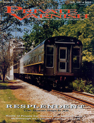 Private Varnish, 075 (Fall 1997)