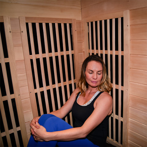 Colorado Home Sauna