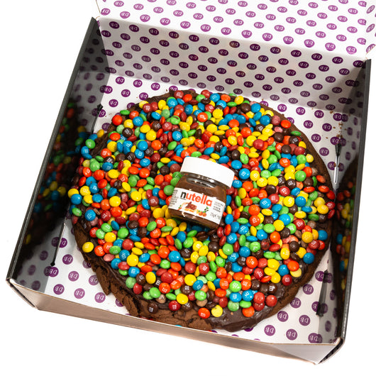 The M&M's Cookie