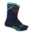 Prisms Socks - Navy