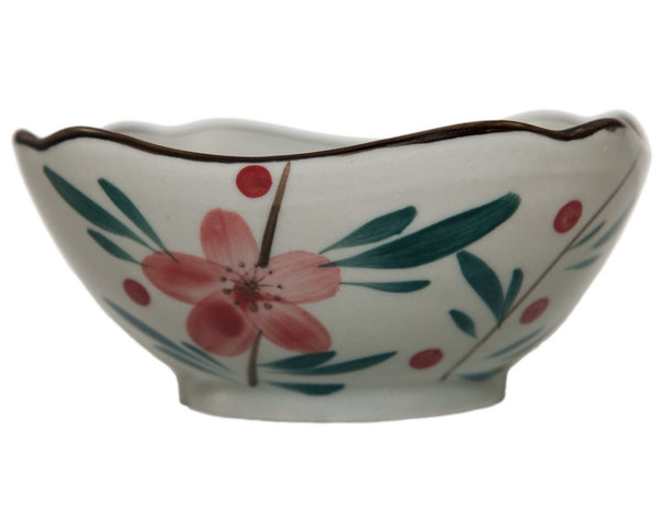 Ceramic Appetizer Bowl