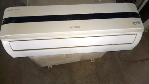 Factory Seconds VOLTAS Inverter 1.5 Ton 18V IY IN