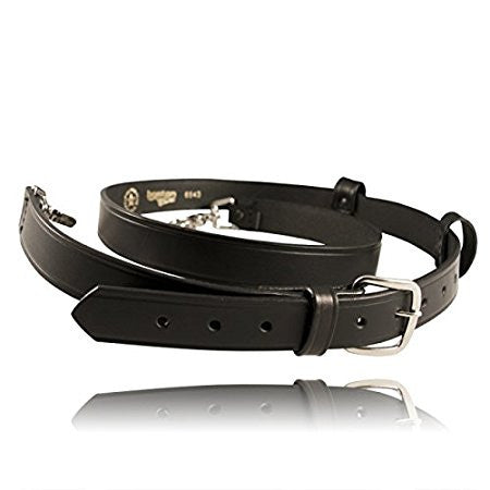 Boston Leather Firefighter's Radio Strap - KransonUniform.com