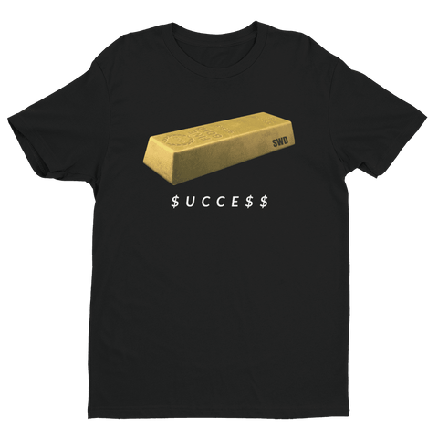 Success T-shirt Black
