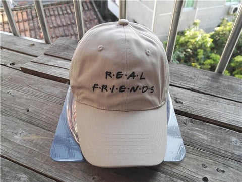 Real Friends Dad Hat