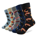 Summer Socks 5 pair