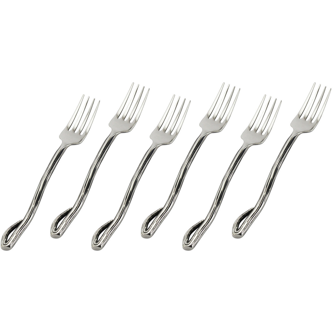 BRANCH FORKS (6 PCS), Fork, Fennel and Fork
