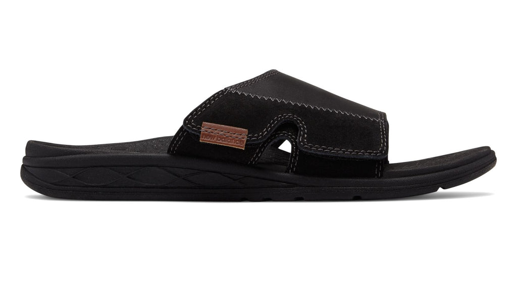 Men's Quest Slide - BLACK (MR3100BK)