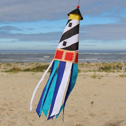 Lighthouse 3D 40 Inch Windsock