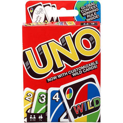 Classic Uno Card Game