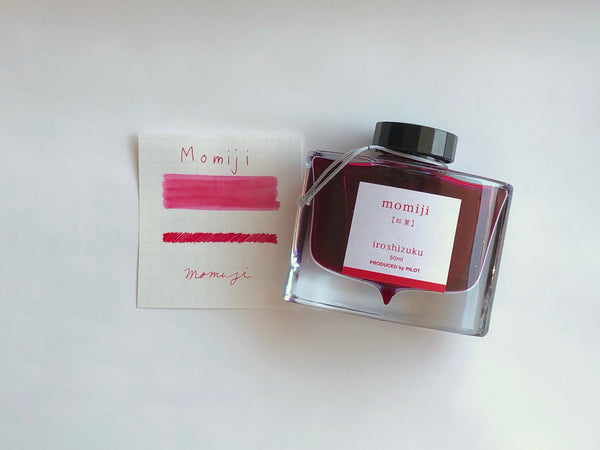 Pilot Iroshizuku Inks Momiji (Autumn Leaves)