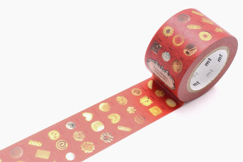 mt Washi Tape - Baked Sweets