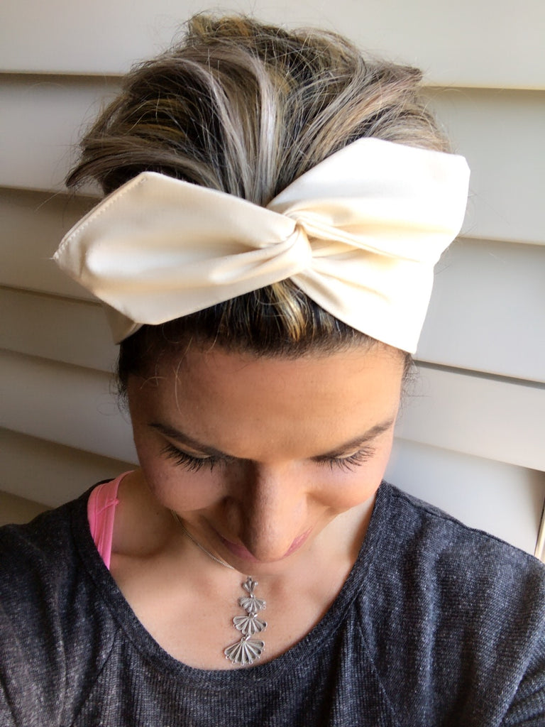 Heavenly State of Mind ~ Headband - Tossy by EM